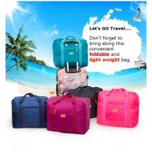 Travel Large Foldable Luggage Multipurpose Bag Waterproof (A12)