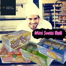 Ego Mini Swiss Roll 20pcs