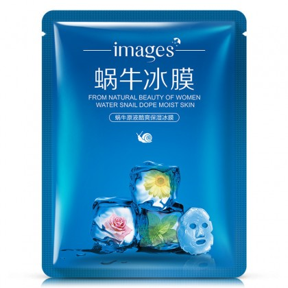 IMAGES Snail Ice Cool Mask (D21)