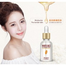 ROREC White Rice Enzyme Rejuvenation Serum Skin Moisturizing (B12)