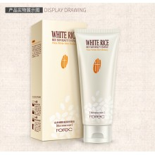 ROREC White Rice Rejuvenating Cleanser