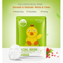 BIOAQUA Cartoon Facial Mask Moisturizing Oil Control Sheet Mask (C22)
