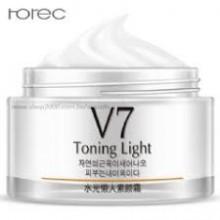 G9 ROREC V7 Toning Light Deep Hydration Instant Tone-Up Cream 50g (B23)