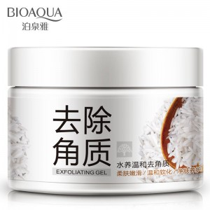 G9 BIOAQUA Deep Exfoliator Gel Scrub Smooth Moisturizing Skin Care 140g
